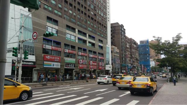 公館捷運面台大,台北市中正區羅斯福路四段