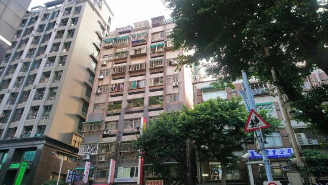 佳昌大廈,台北市中山區林森北路