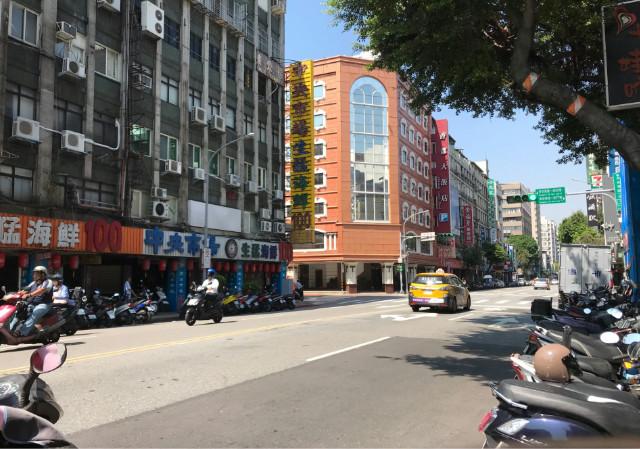 華山藝文三房,台北市中山區長安東路一段