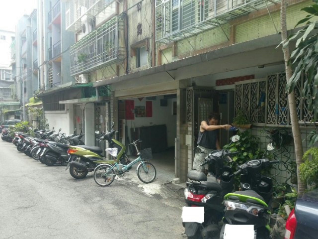 合江街一樓面寬住家,台北市中山區合江街