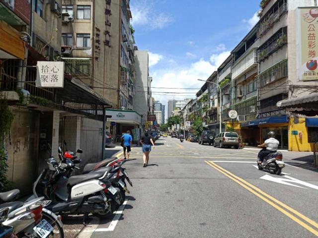 雙敦頂加美寓,台北市松山區八德路三段
