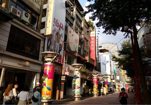 西門町透天店,台北市萬華區武昌街二段