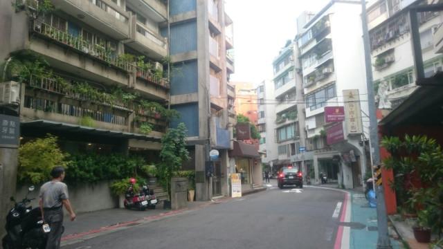 雙敦慶城公園四房廈,台北市松山區慶城街