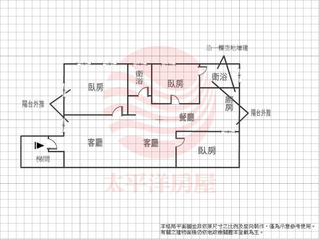 忠孝新生海關電梯三房,台北市大安區新生南路一段