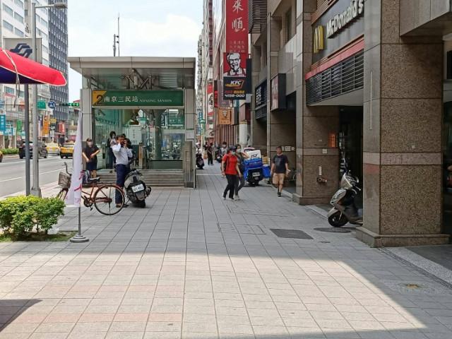 南京首都廣場大廈,台北市松山區南京東路五段