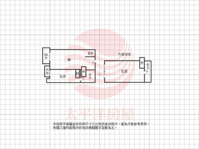 安家樓中樓附車位,台北市中山區建國北路三段
