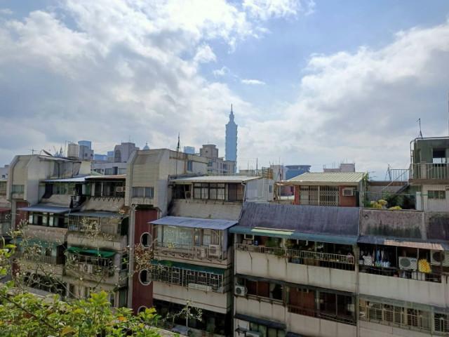 雙敦頂加華廈,台北市松山區八德路三段