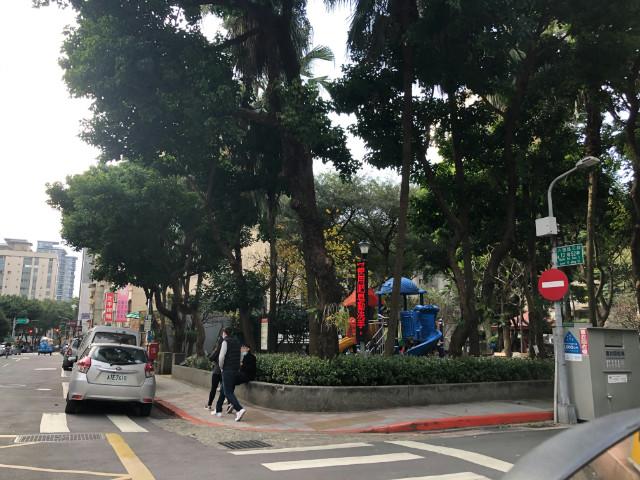 台視庭院車庫一樓,台北市松山區八德路三段
