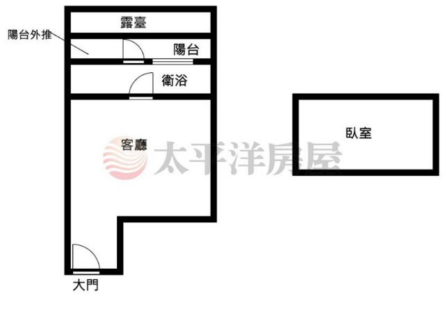 寓之東京精緻宅,台北市松山區敦化北路