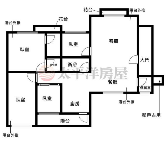 松菸巨蛋國館四房,台北市大安區市民大道四段