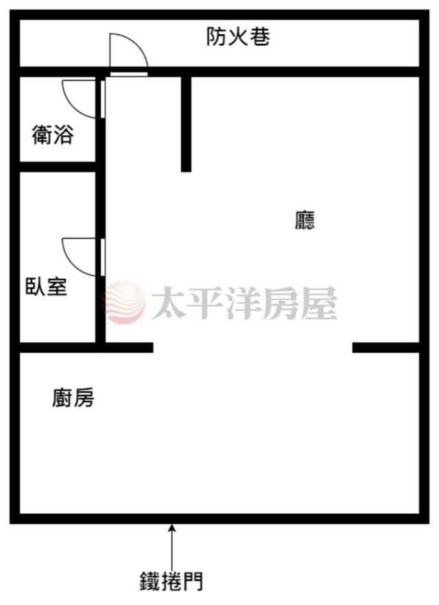 興安街稀有店面土地,台北市中山區興安街