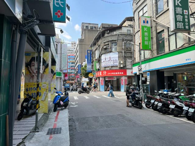 台北車站透天金店面,台北市中正區信陽街